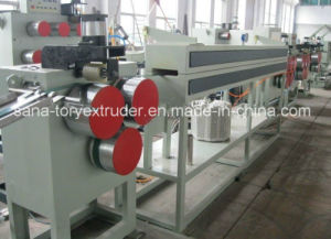 PP/PET Strapping Band Production Line/Packing Belt Extrusion Machine pictures & photos