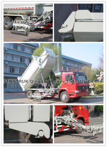 HOWO Garbage Transfer Trucks (ZZ3257M3847C) pictures & photos