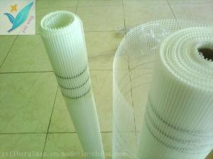 5mm*5mm 70G/M2 Fiberglass Mesh Fabric