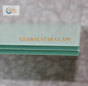 6.38mm, 8.38mm, 10.38mm Clear Frosted Laminated Glass with AS/NZS Certificate pictures & photos