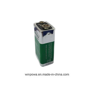 Non Rechargeable& Lithium 9V Battery (6R61) pictures & photos
