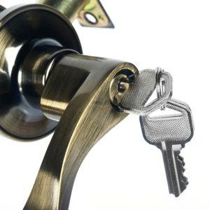 Bronze Zinc Alloy Tubular Lever Lock / Entrance Door Lock pictures & photos