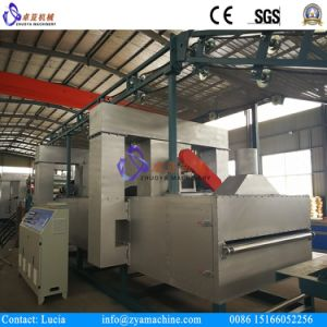 Double Color PVC Car Foot Mat Coil Making Machine/Production Line pictures & photos