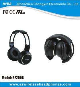 New DJ Silent Party Stereo Wireless Headphones (RF2008)