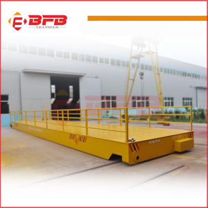 Sliding Wire Operated Electric Transfer Cart Used in Assembly Line pictures & photos