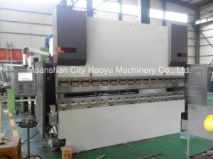 Wc67k-100t/3000 Series Mechanical Servo CNC Bending Machine