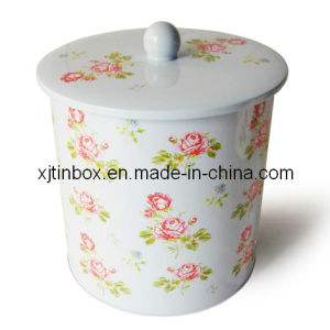Customized Round Biscuit Tin Box From China Wholesaler