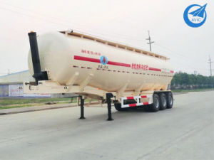 Heat Preservation System Tank Semi-Trailer pictures & photos