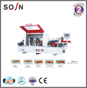 Semi Auto Edge Banding Machine for Cabinet Making (SE-260) pictures & photos