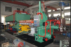 Effieient Hydraulic Extrusion Press with Rexroth Pump pictures & photos