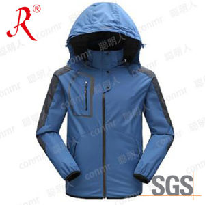 Waterproof and Breathable Winter Ski Jacket (QF-6017) pictures & photos