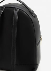 New Fashion Campus Backpack Zip Backpack for Women pictures & photos