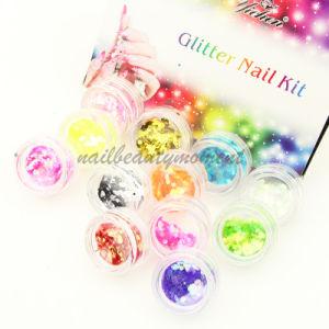 Manicure Beauty Art Nail Glitter Sparkle Decoration Products (D05)