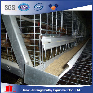 (jfa120) Poultry Cages for Chicken Farm Coop pictures & photos