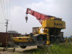 Used Kato Rough Crane 50t (TR500M) pictures & photos
