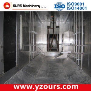 Complete Powder Coating Line with Auto/Manual Powder Coating Machine pictures & photos