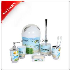 Newest Plastic Bathroom Accessories PP-8028 (S5) pictures & photos