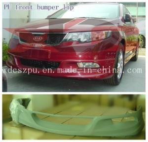PU Plastic Body Kit for Forte KIA Front Bumper Lip (2009-2011 design)
