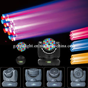 36PCS*3W RGB LED Moving Head Beam Light pictures & photos