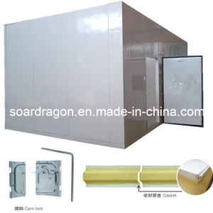 Fire Resistance PU Commercial Freezer Room Panel (DC) pictures & photos