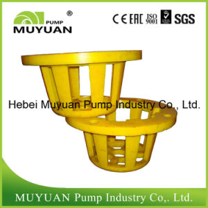 Vertical Slurry Pump Parts with Polyurethane Material pictures & photos