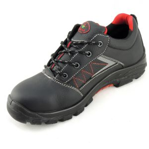 Classic Style Cheap Split Leather PU/Ru Sole Safety Shoes Ce pictures & photos
