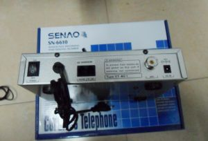Senao Sn-6610 Long-Range Cordless Phone pictures & photos