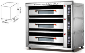 Luxurious Electric Deck Oven (FB-ALB-09D) pictures & photos