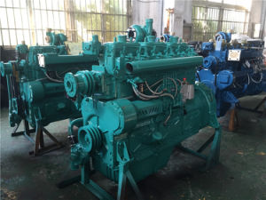 12-Cylinder Diesel Engine. Shanghai Diesel Engine/ Dongfeng pictures & photos