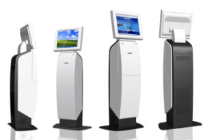 Floor Standing Touch Screen Payment Kiosk pictures & photos