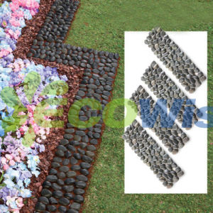 Pebble Border Stone Garden Plant China Manufacturer pictures & photos