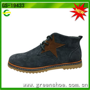 New Style Dress Shoes Leather Shoe for Men pictures & photos