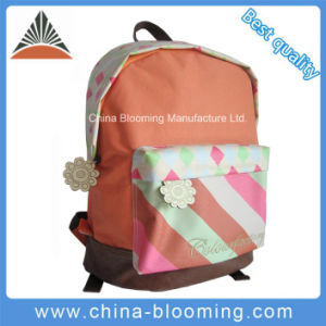 600d Polyester Student Bag Back to School Backpack pictures & photos