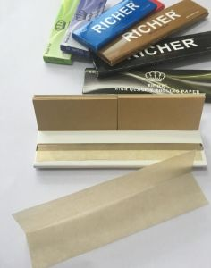 OEM Hemp Slowing Burning Cigarette Rolling Paper pictures & photos