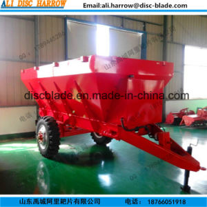 Agricultural Equipment Tractor Trailed Fertilizer Applicator pictures & photos