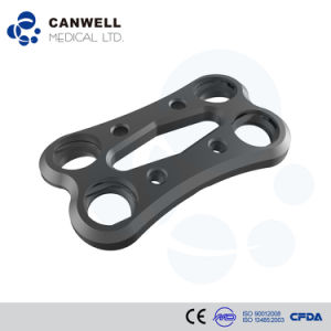 Neck Plate and Screw Spine Implant Anterior Cervical Plate Canaccess pictures & photos