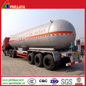 Liquid Gas Tanker Truck Semi Trailer / LPG Storage Tank pictures & photos