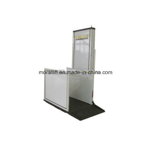 Hydraulic Passenger Wheelchair Lift Platform with CE pictures & photos