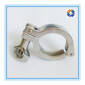 Cable Clamp with Bolts Nuts and Washers pictures & photos