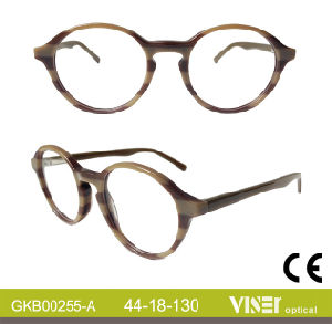 Vintage Kids Acetate Optical Frames Handmade Eyeglasses (255-B) pictures & photos