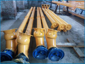 High Speed Powder Feeding System Carbon Steel pictures & photos