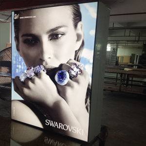 Light Box Aluminum Extrusions LED Lighting Frame pictures & photos