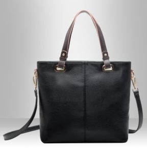 Offering Fashion Leather Tote Bag Online (M26 pictures & photos