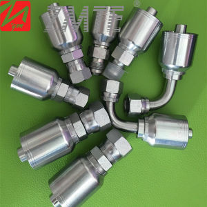 NPT Male One Piece Parker Pipe Fittings pictures & photos