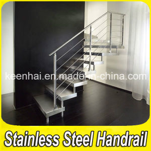 Indoor Staricase Railing System Stainless Steel Stair Railing pictures & photos