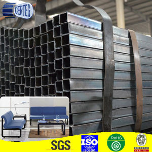 ASTM A500 Hot Rolled Square Steel Pipe and Tube pictures & photos