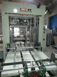 Automatic Paper Rolling-Over and Collecting Machine pictures & photos