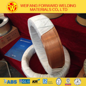 H08A Saw EL12 Submerged Are Welding Wire Welding Product From Golden Bridge Supplier pictures & photos