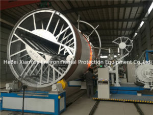Spiral Winding Pipe Production Line pictures & photos