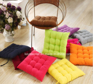 40*40cm Chair Pad Cushion Suede Colorful Chair Cushion (A14103) pictures & photos